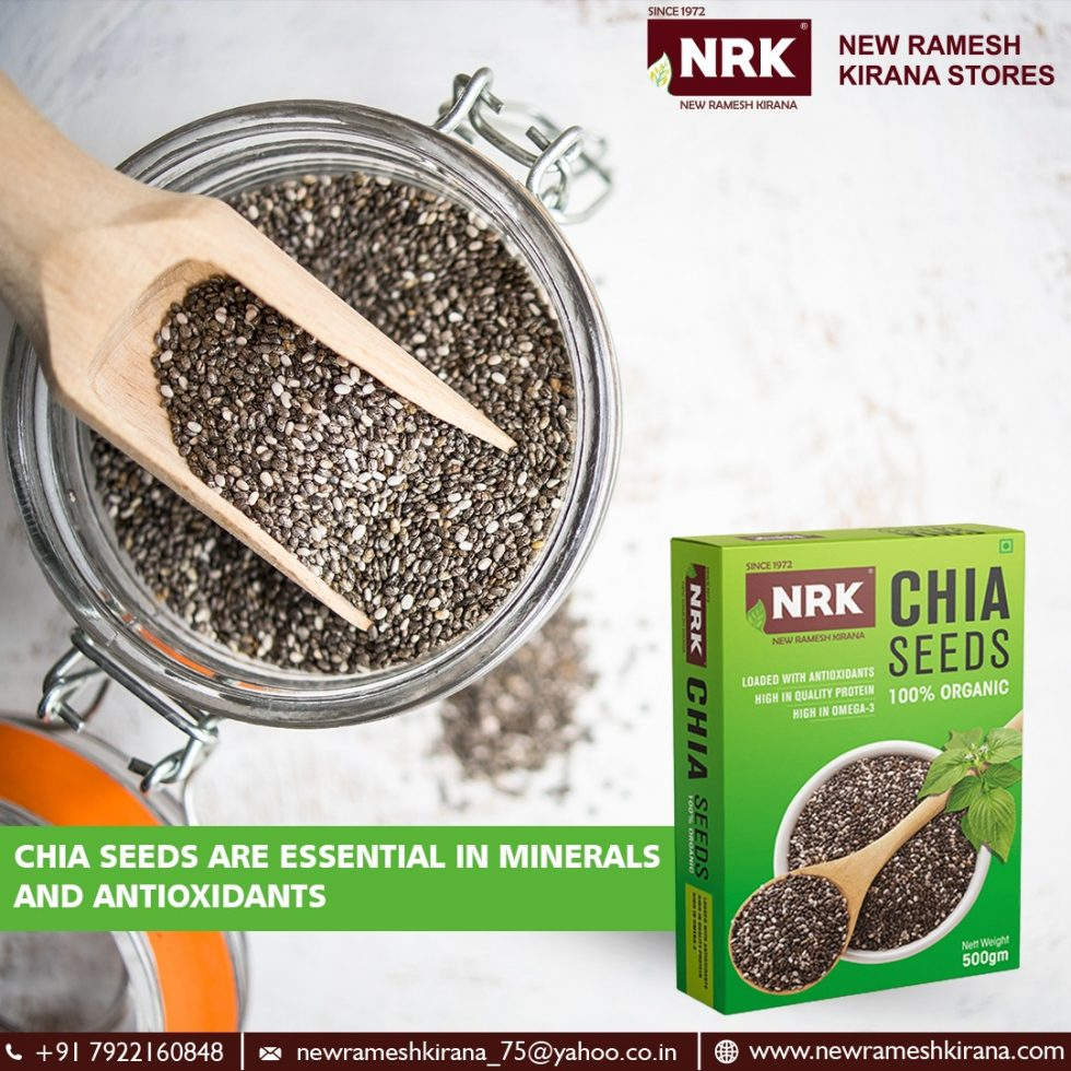 chia seeds-new ramesh kirana