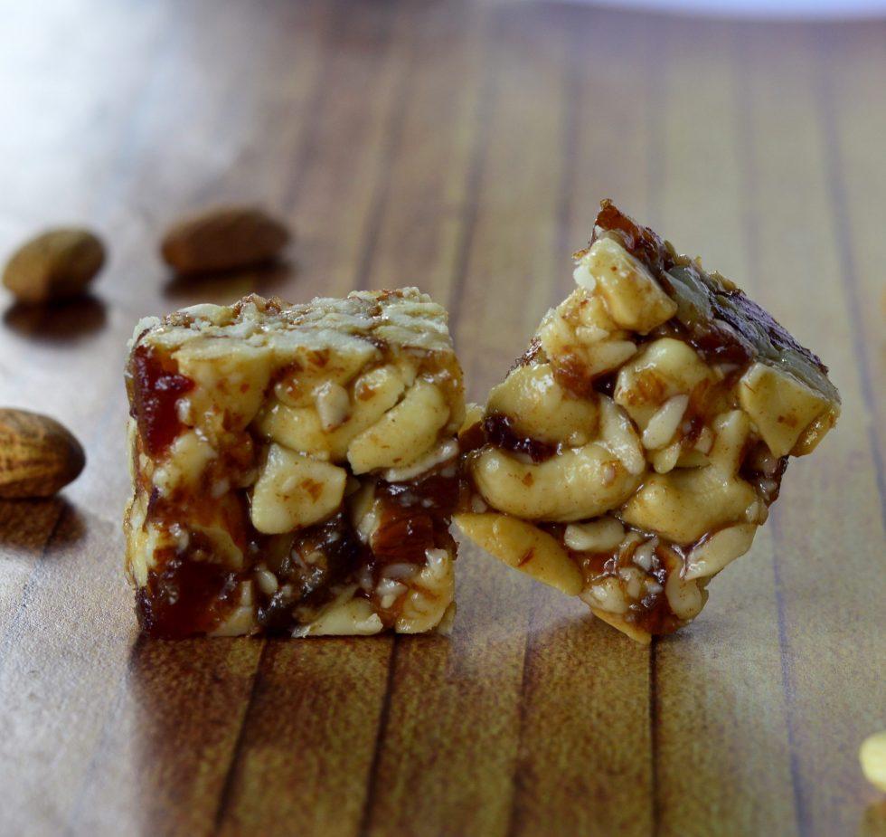 Date Dryfruit Bites