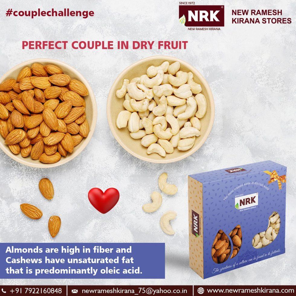 dry fruits-couple challenge