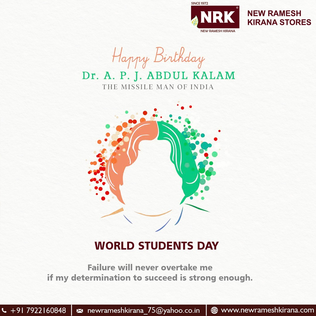 world-student-day-new-ramesh-kirana