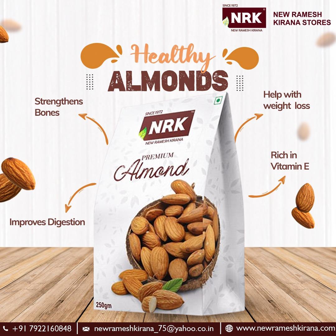Almonds-Badam-New-Ramesh-Kirana
